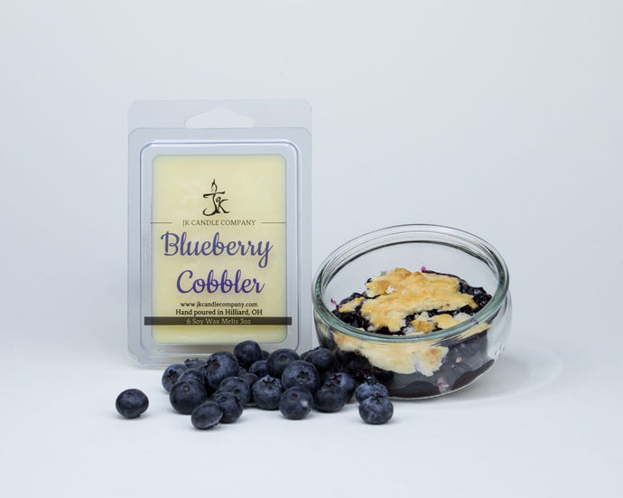Blueberry Cobbler Wax Melts