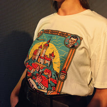 Lade das Bild in den Galerie-Viewer, NBG frontprint unisex shirt