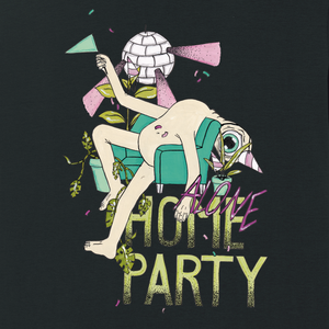 """Home Party"" shirt"
