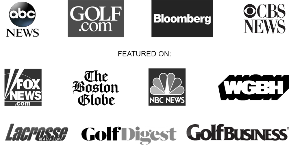 ABC NBC CBS FOX Boston Globe Golf Digest Bloomberg