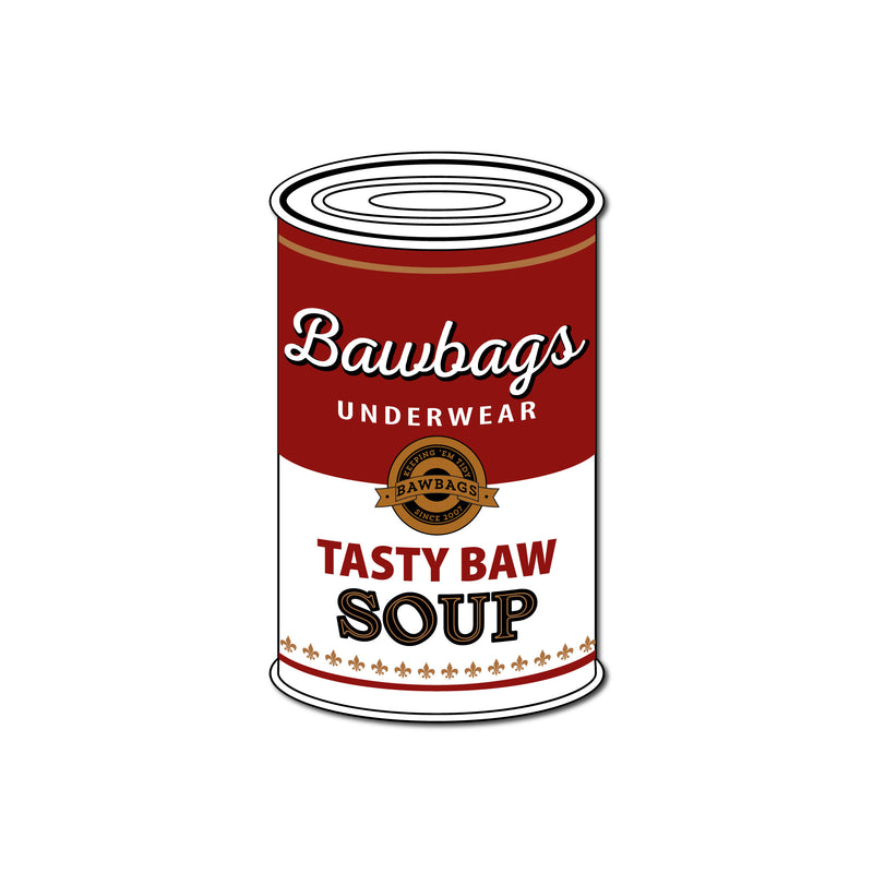 Baw Soup Sticker