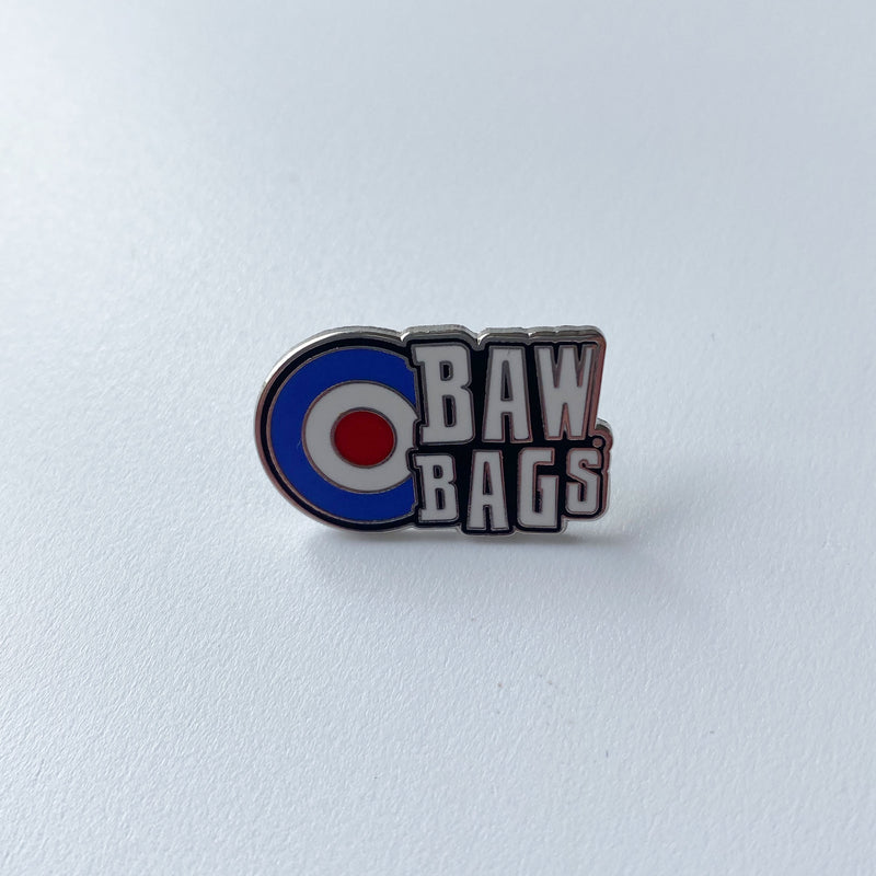 Logo Pin Badge