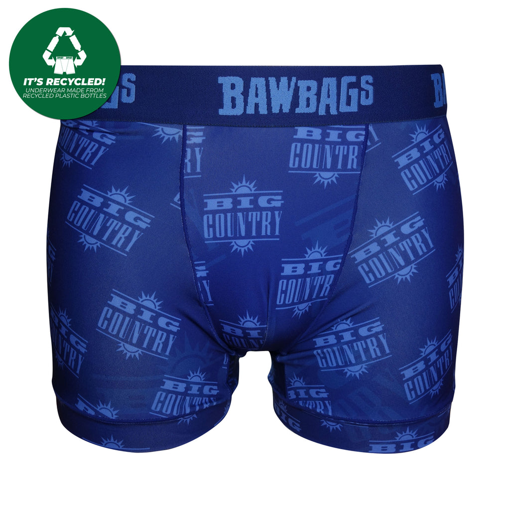 Cool De Sacs Big Country Technical Boxer Shorts