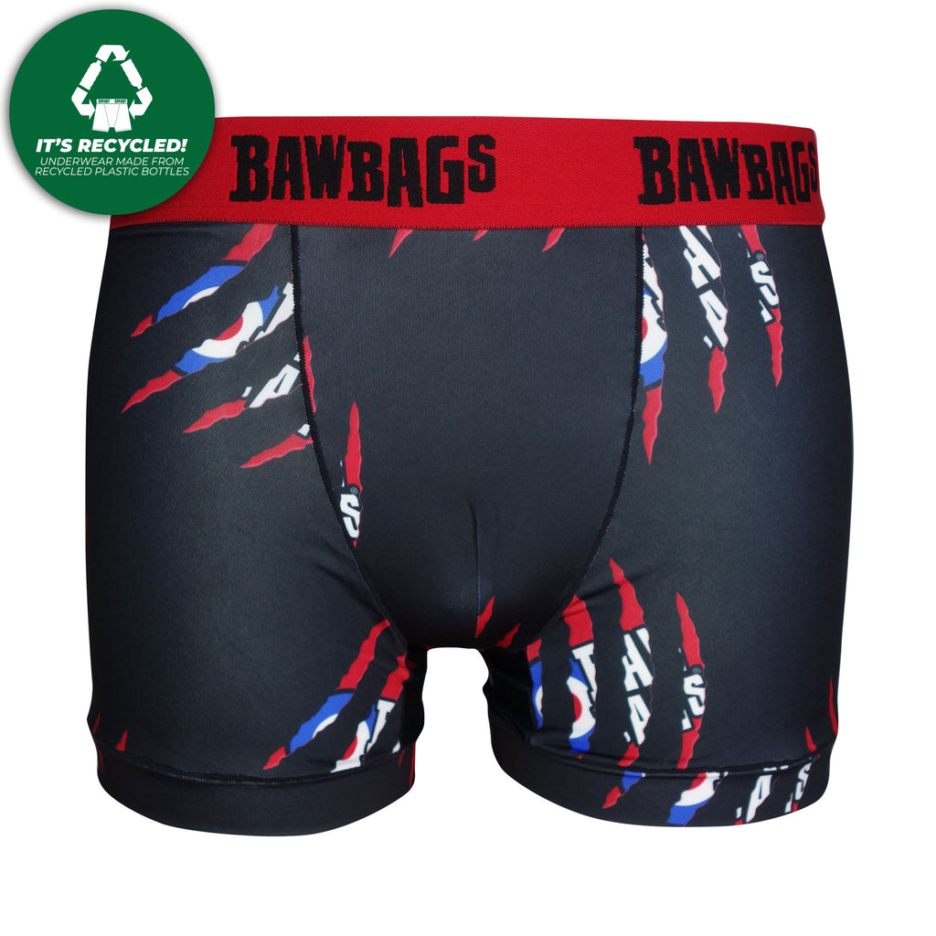 Cool De Sacs Claws Technical Boxer Shorts