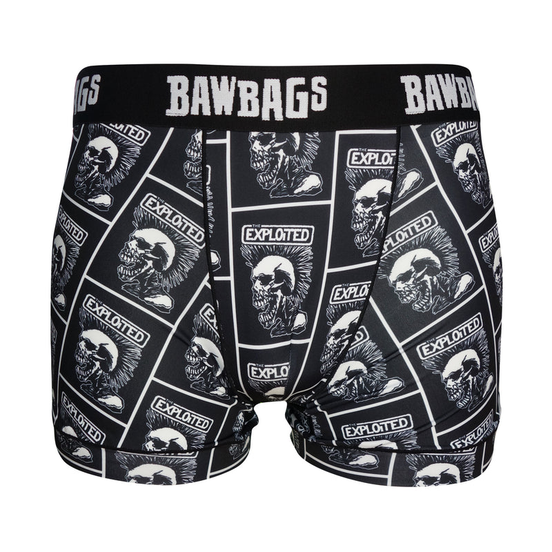 Cool De Sacs The Exploited Technical Boxer Shorts