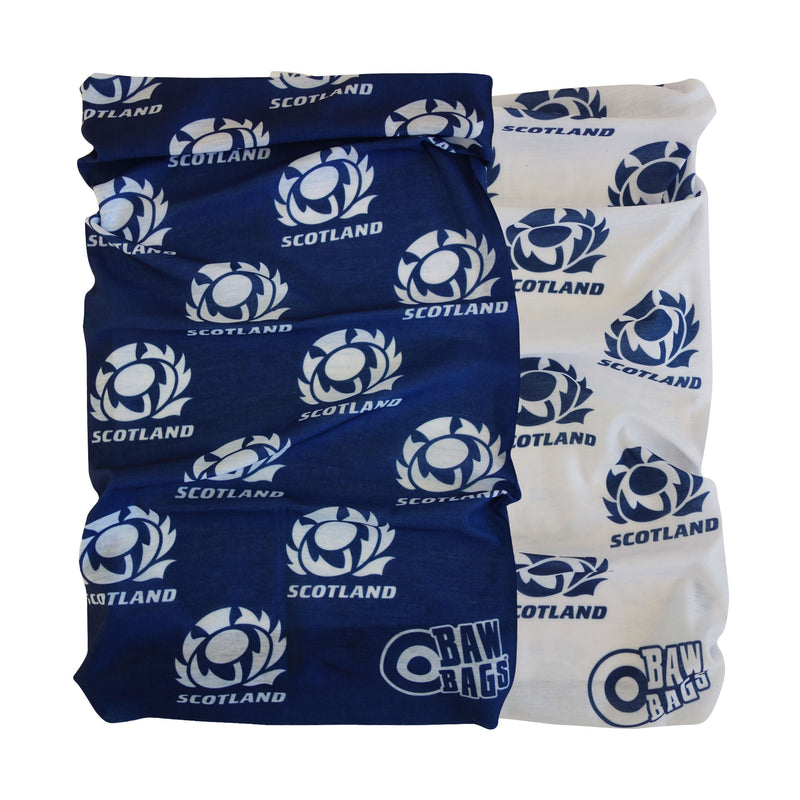2-Pack of Scottish Rugby Multi Sleeve Snoods