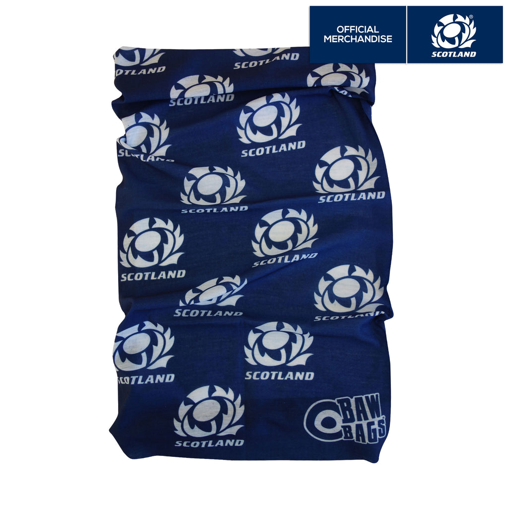 Scotland Rugby Home  Multi Sleeve Snood