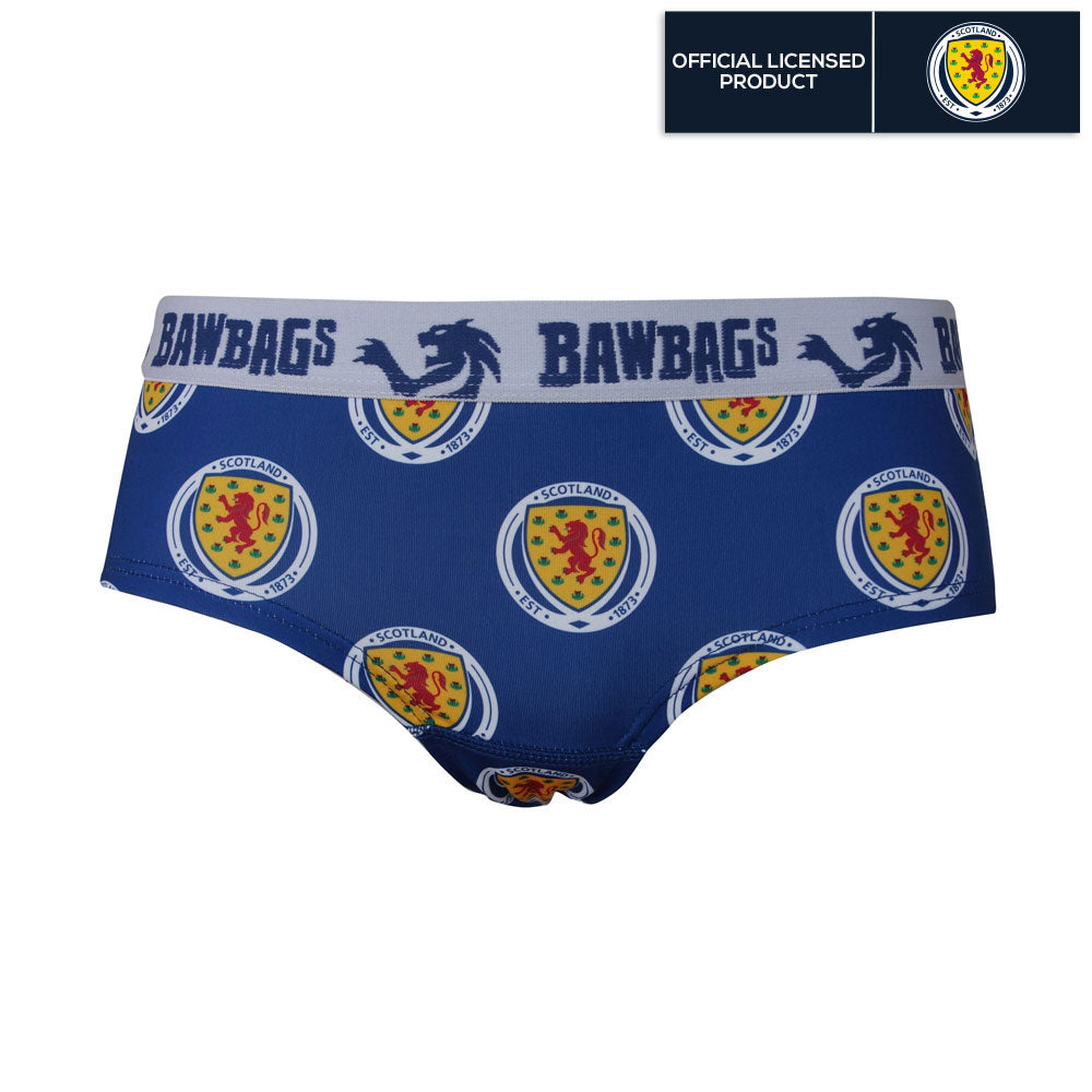 Women's Cool De Sacs Scotland National Team Technical Underwear