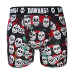 Skulls 3-Pack Cotton Boxer Shorts