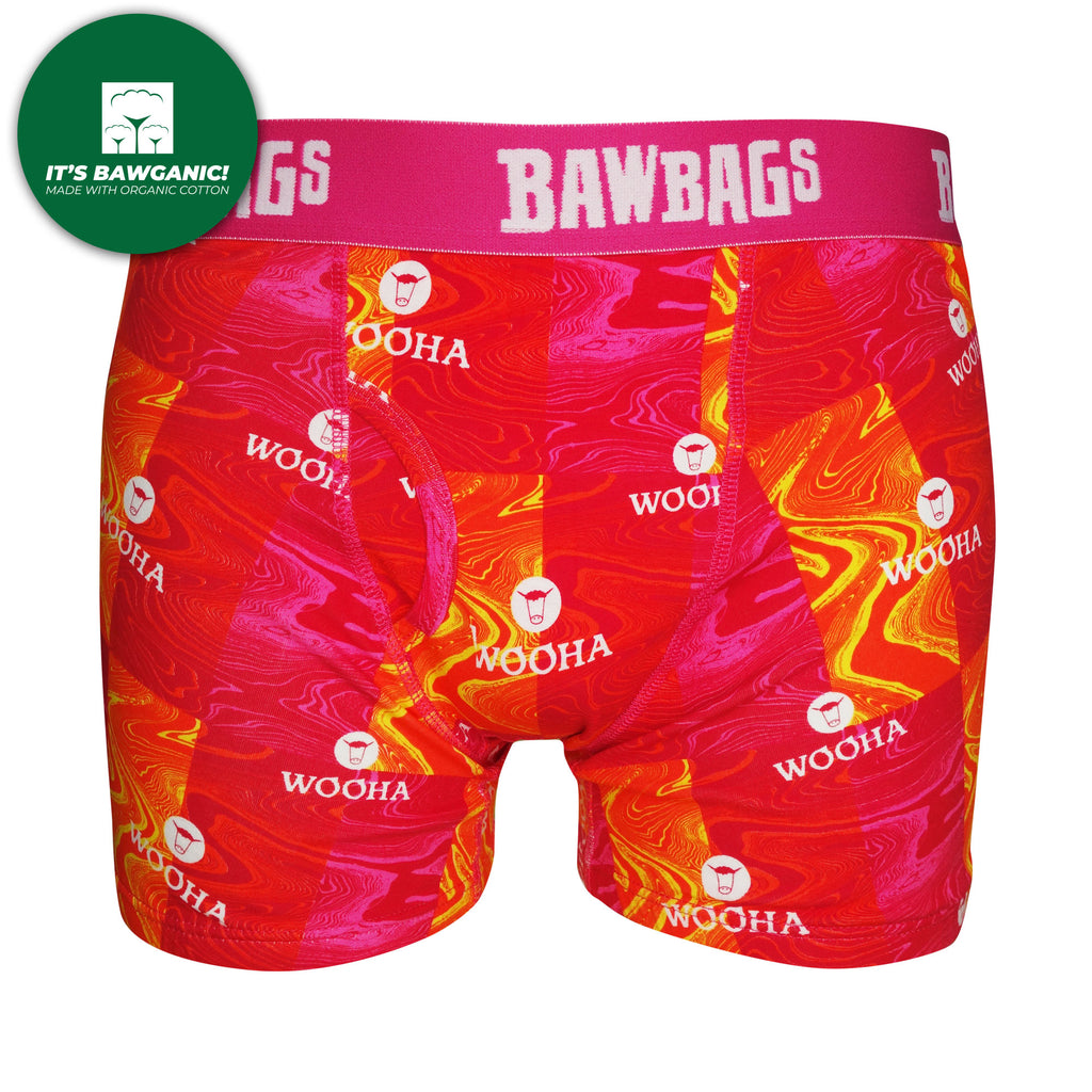 WooHa Cotton Boxer Shorts