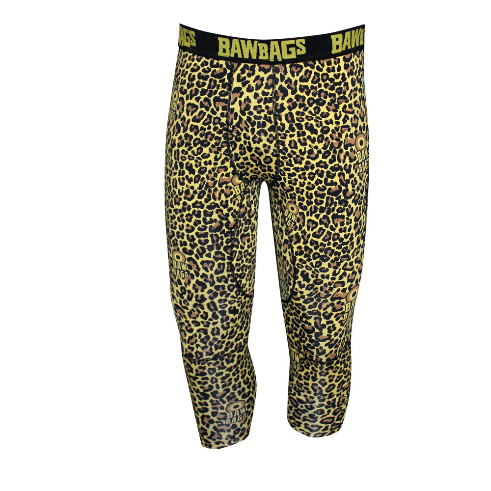 Leopard Base Layer Bottom - Bawbags