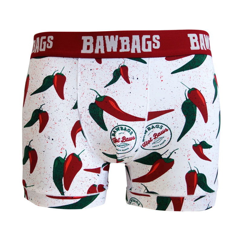 Cool De Sacs Chilli Boxer Shorts - Bawbags