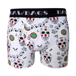 Day Of The Dead 3-Pack Cotton Boxer Shorts