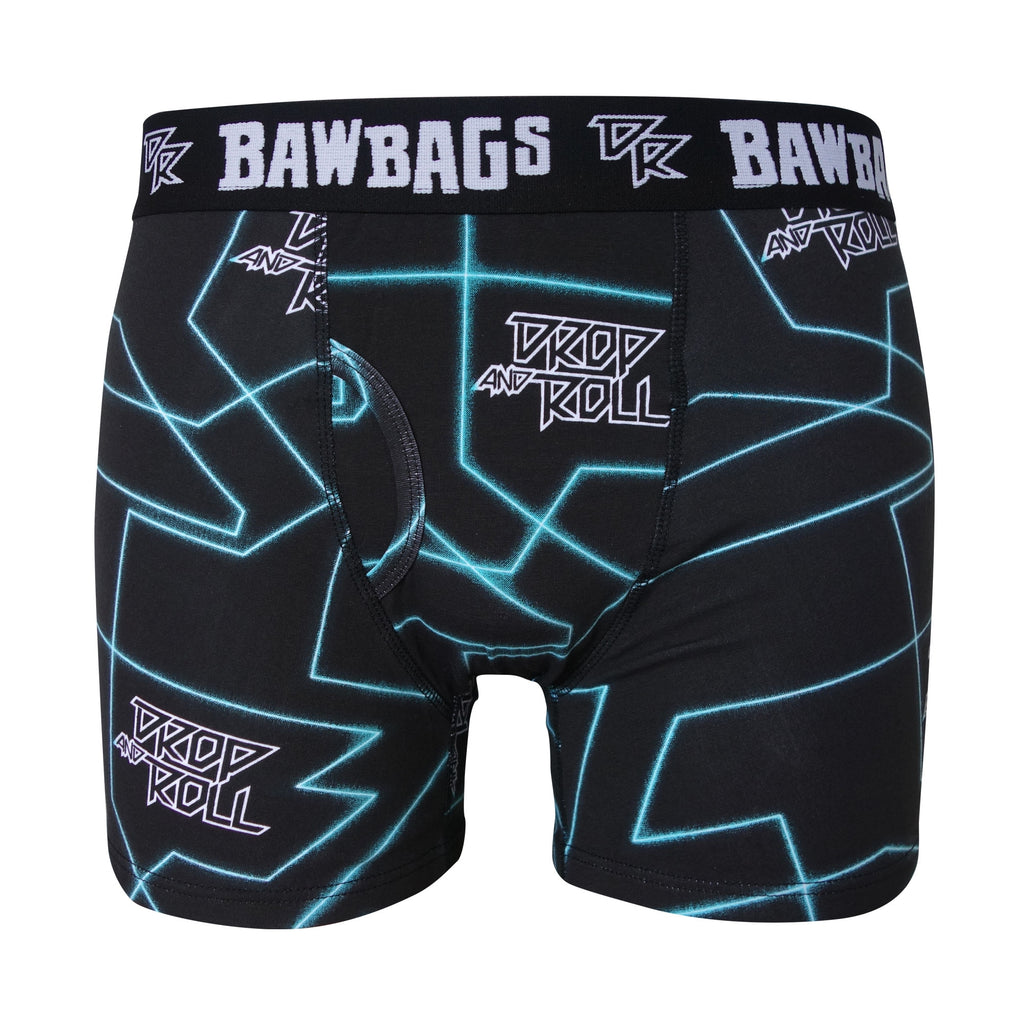 Drop and Roll Live Boxer Shorts - Bawbags