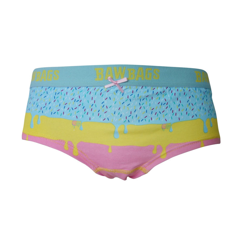 Women's Ice Cream Underwear - Bawbags