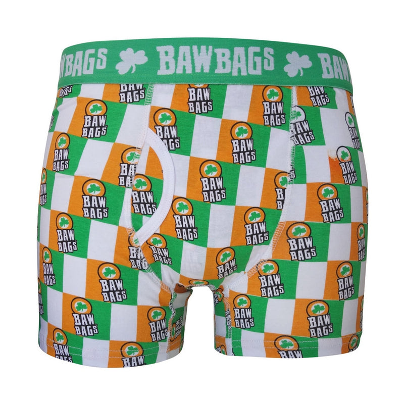 Irish Boxer Shorts - Bawbags