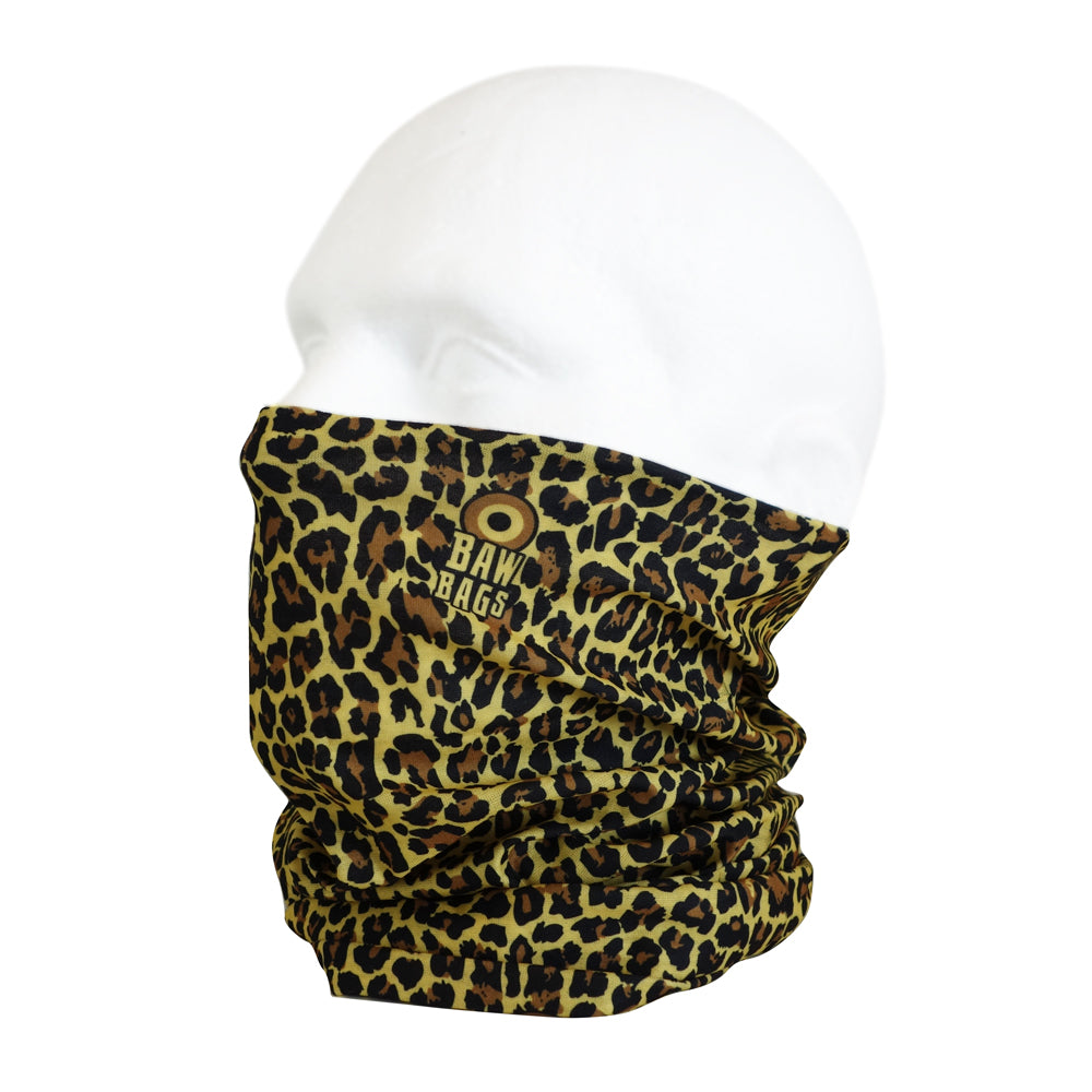 Leopard  Multi Sleeve Snood