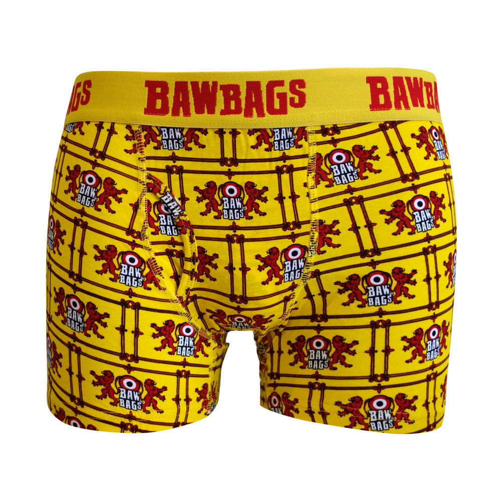 Lion Boxer Shorts - Bawbags