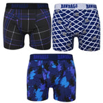 NEW! Scottish 3-Pack Boxer Shorts - Bawbags