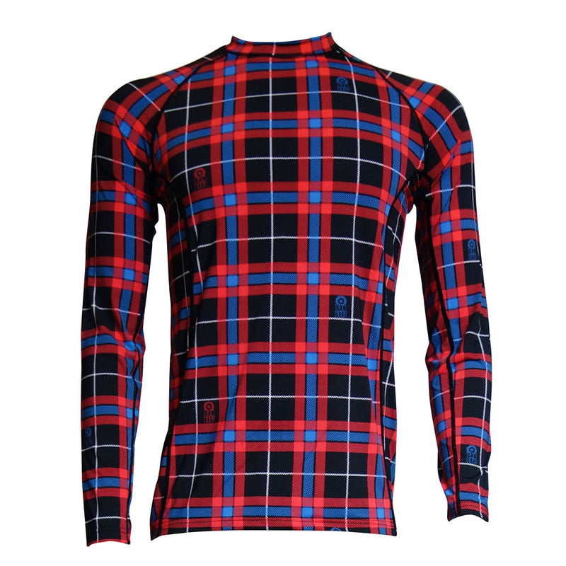 Tartan Base Layer Top - Bawbags