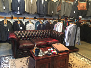 Men's Suits - Adelaide CBD Tailor - Beg Your Pardon