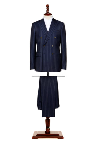 Navy Suit at Beg Your Pardon Mens Tailor Adelaide