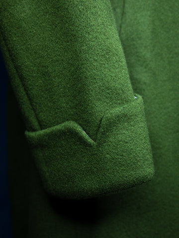Beg Your Pardon Polo Coat Adelaide Made to Measure