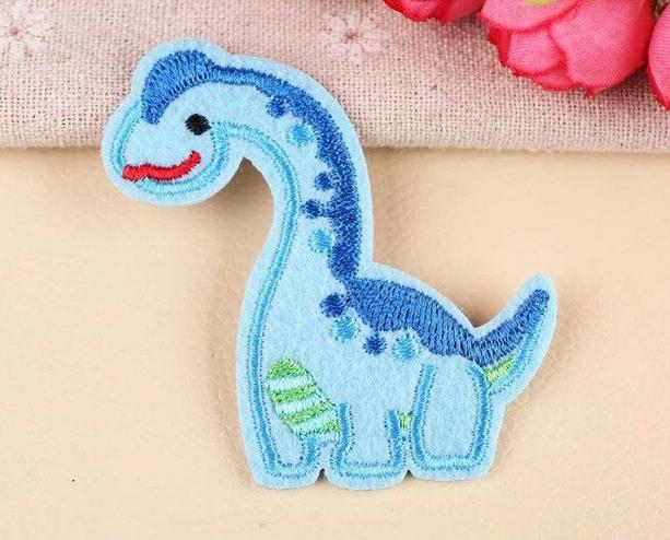 Light Blue Dino