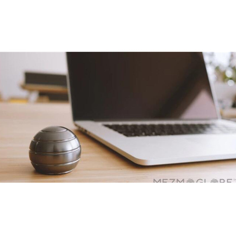 Desktop ball transfer gyro rotary decompression desktop gyro