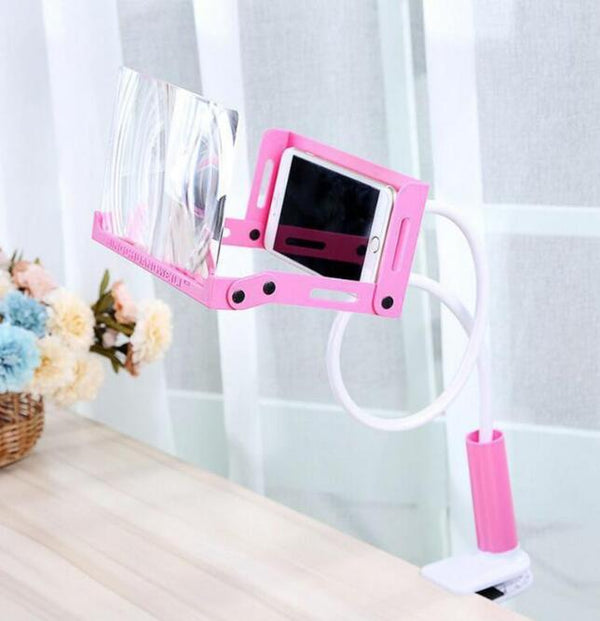 Smartphone Screen Amplifier Stand