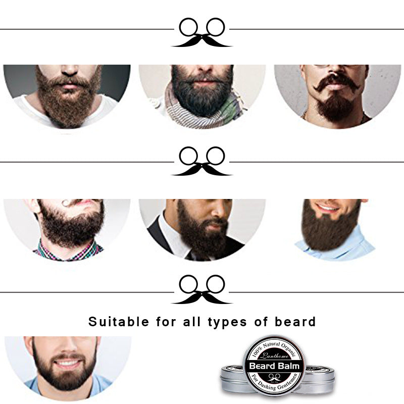 Beard Balm and Oil