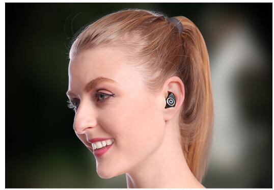 Bluetooth wireless headset stereo