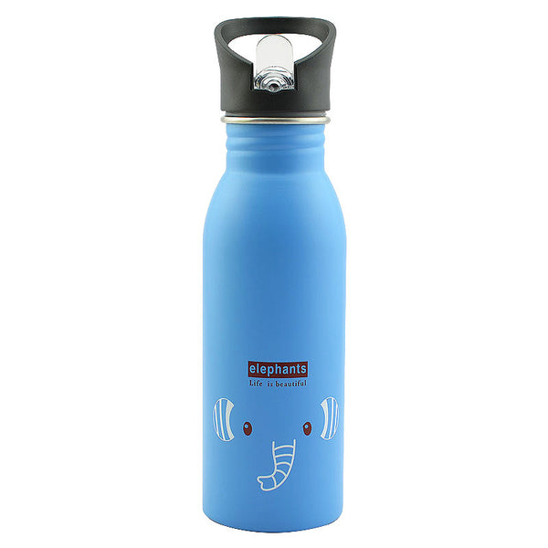 500ml Reusable Funky Animal Sports Flask