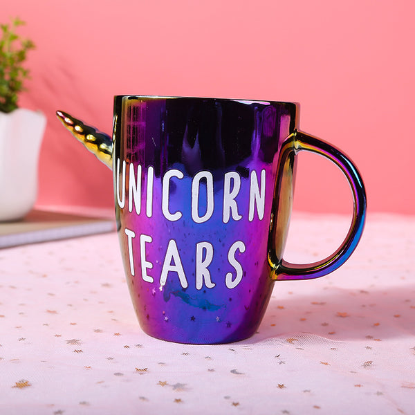 Unicorn ceramic cute mug