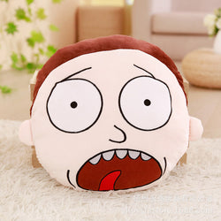 Animation Head Cushions