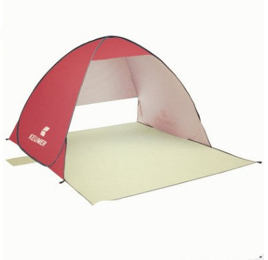 Pop Up UV Shade Beach Tent