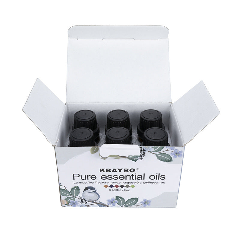 Essential oils 6 units kit