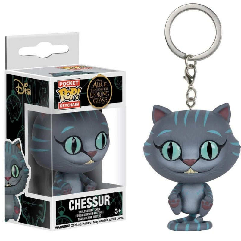 Cheshire Cat Key Ring