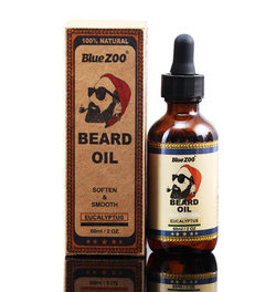 Organic Essential Oils Beard Blends