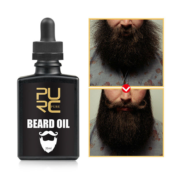 Beard Growth Essential Oils
