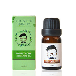 Men's Moustache Facial Treatment
