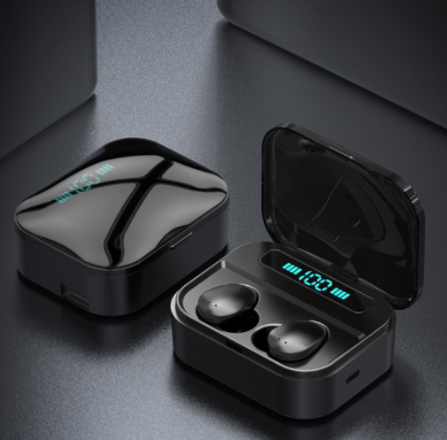 Bluetooth headset 5.0 true wireless dual in-ear