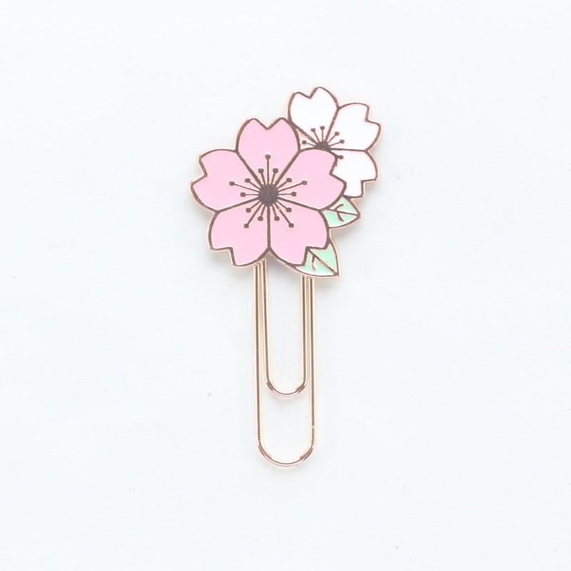 Blooming Paper Clips