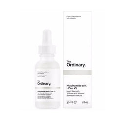 30ML The Ordinary Niacinamide 10% + Zinc 1% Face Serum Oil Balance Reduce Skin Blemishes Whitening Moisturizer