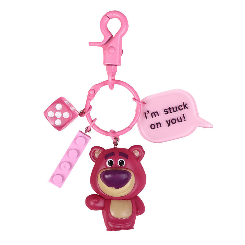 Animation Favourites Key Ring