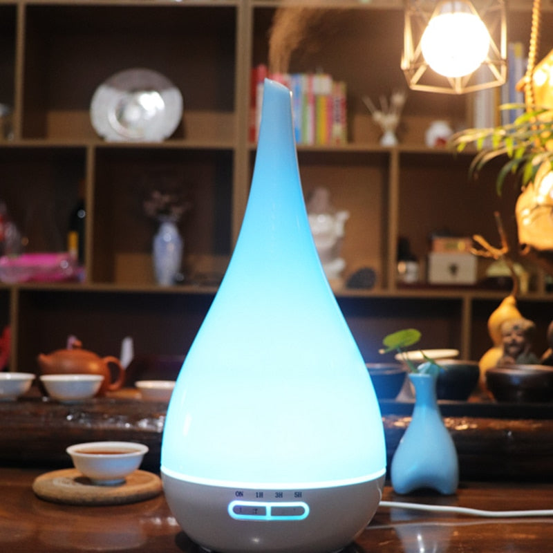 Colour Stem Ultrasonic 400ml Humidifer