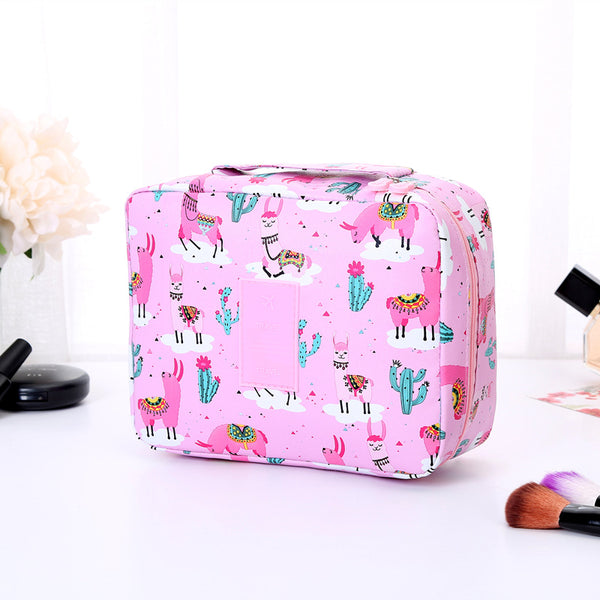 Colourful Cosmetics Travel Organiser