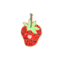 Fashion Fruit Brooches
