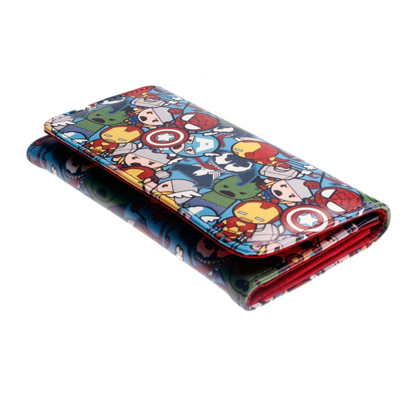Avengers wallet women  long purse DFT-6020