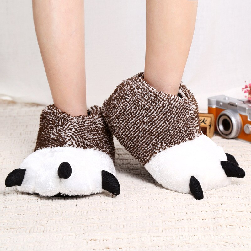 Animal Claw Slippers